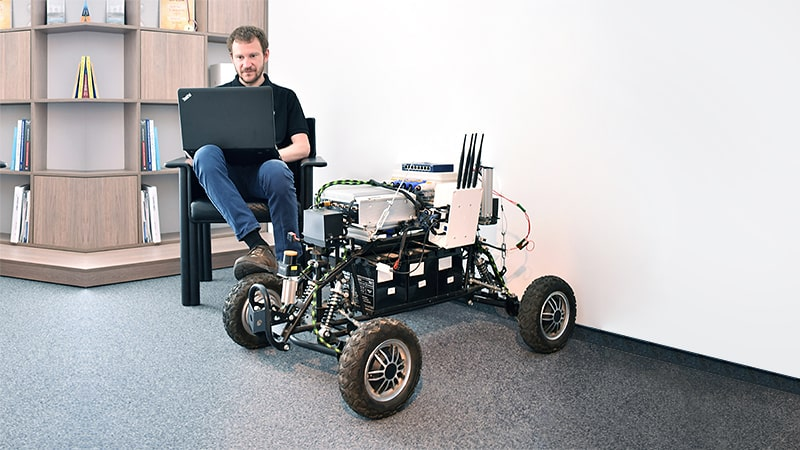RoboTech Vision robotics development