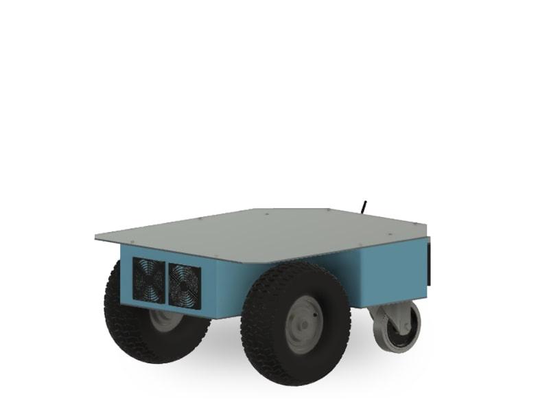 Caster R&D robotic platform