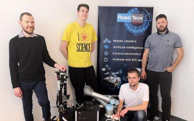 Kanadská robotická spoločnosť Clearpath napísala o našej práci