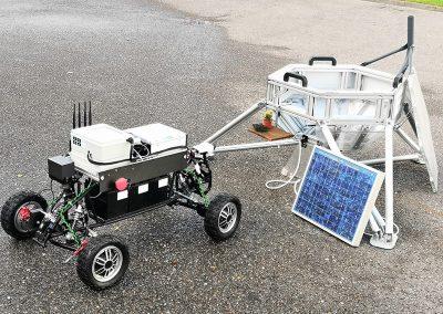 Space rover European Space Agency