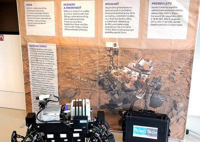 RoboTech Vision space robot