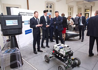 RoboTech Vision at OECD conference