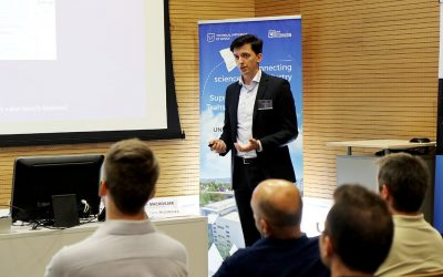 RoboTech Vision presented its work at a space conference