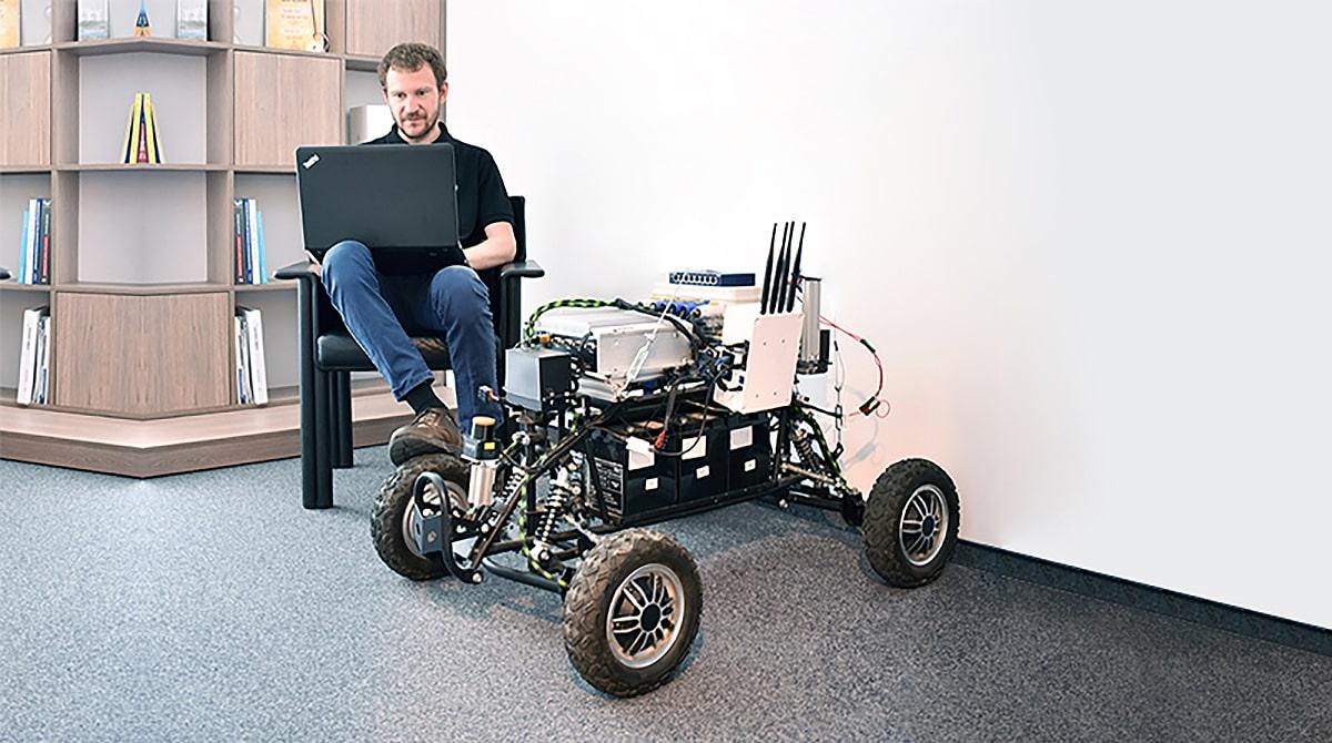 RoboTech Vision presentation