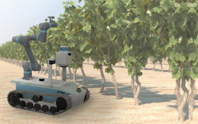RoboTech Vision introduces the new Crawler offroad UGV robot